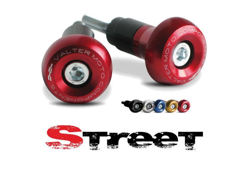 GSX-R 600, 2008-2010, Sturzpads Street - ValterMoto Store Germany